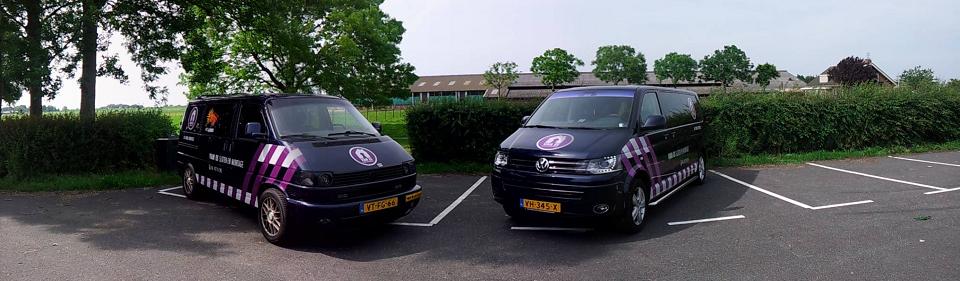 Van Es Sloten en Montage - bedrijfsbusjes